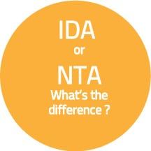 NTA vs IDA ligands
