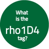 Rho1D4 tag definition